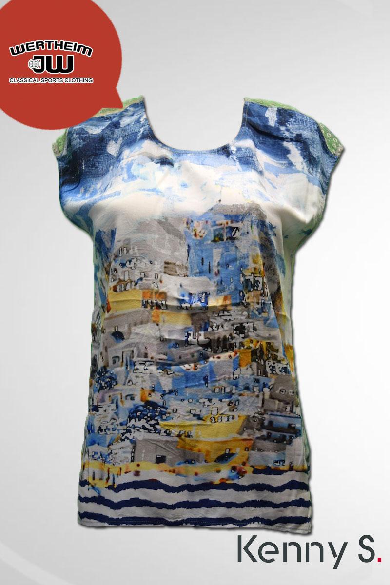 Kenny S. - Dámské tričko  986354a0e3