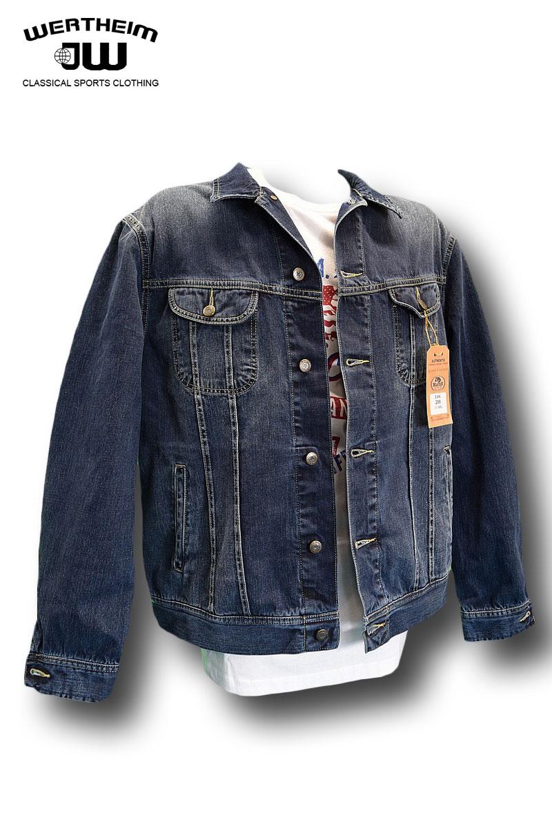 1e16e65fdf13 Pánská jeans bunda