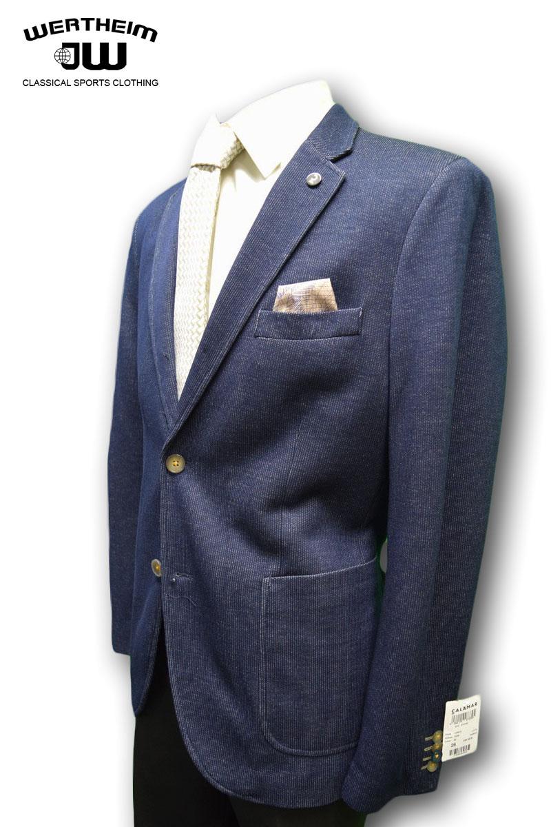 1b4248a21527e CALAMAR - Pánské sako modré | E-shop - Wertheim Mixshop s.r.o. ...